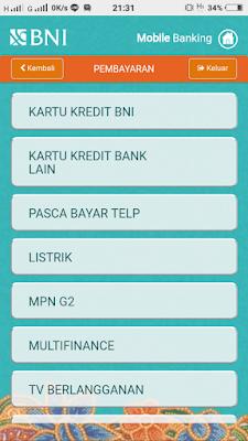 Pln Non Taglis : taglis, Bayar, Taglis, Lewat, Mobile, Banking, Internet, Ngenet