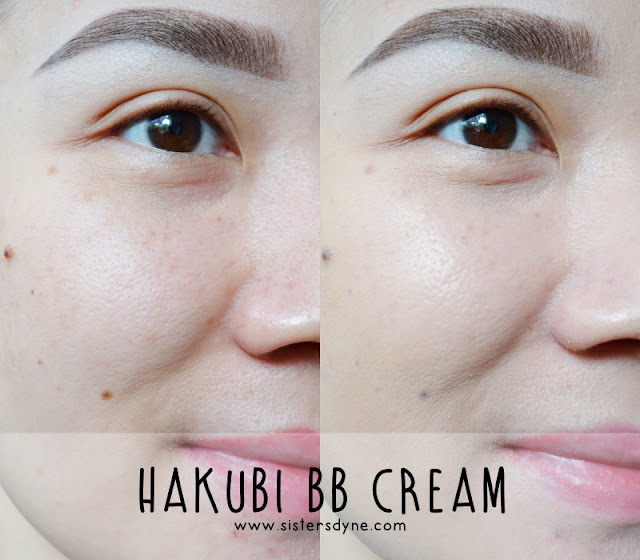 Sato Hakubi BB Cream Moisture