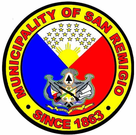 san remigio official seal
