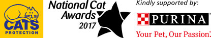 National Cat Awards 2017 sponsored by Purina