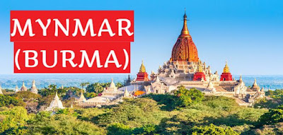 MYANMAR BURMA Gezilecek Yerler