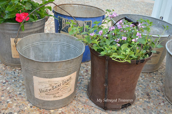 how to add reproduction labels to old buckets
