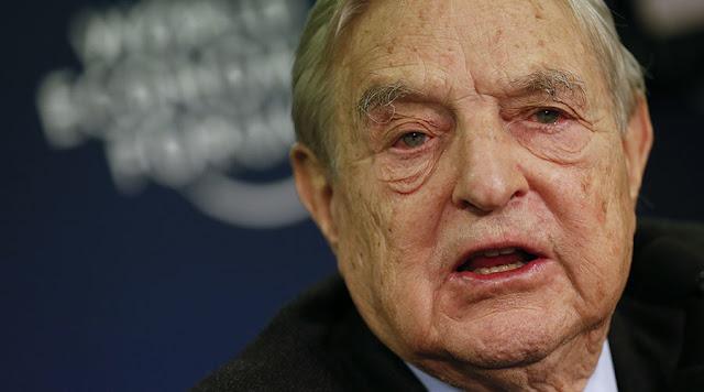 George Soros fez fortunas manipulando moedas estrangeiras.