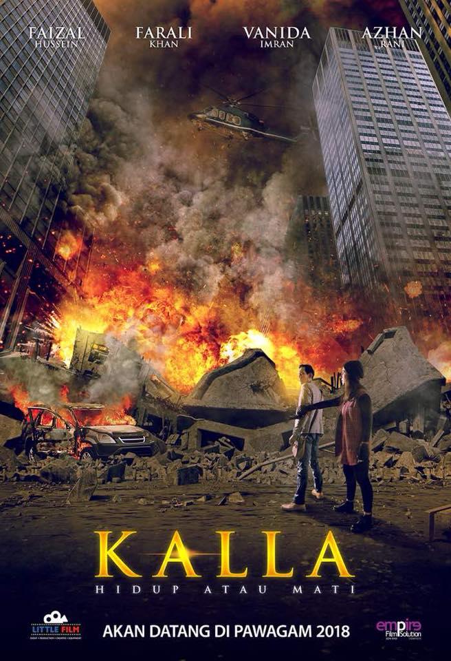 Review Filem Kalla - Hidup Atau Mati