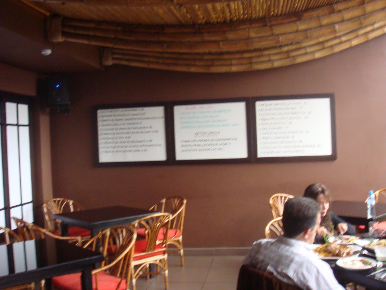 Dayana Leandro Costanera 700 un must en cocina Nikkei en Lima
