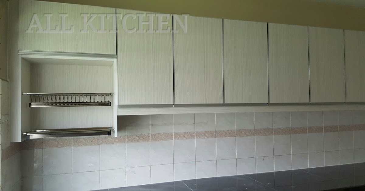All kitchen kabinet dapur kabinet dapur sek4 bandar baru for Kitchen cabinet murah 2016