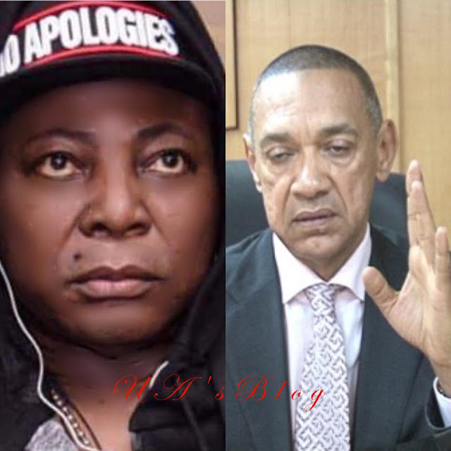 2019 presidency: Ben Bruce replies Charlyboy, insists 'Atiku is an option'