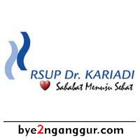 Lowongan Kerja RSUP Dr Kariadi Semarang 2018