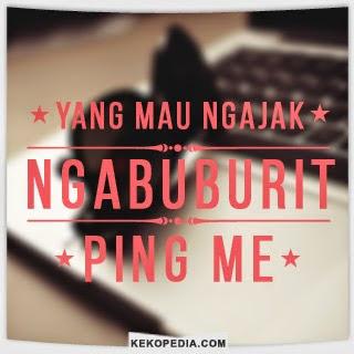 DP BBM Ngabuburit