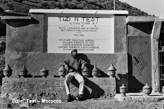 tizi n'test pass Morocco