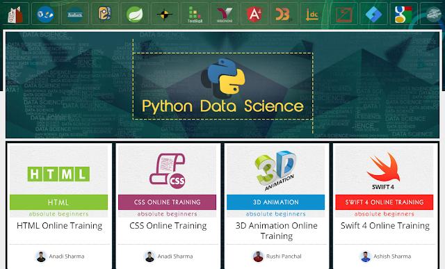 موقع تعلم البرمجة من الصفر حتى الاحتراف للمبتدئين