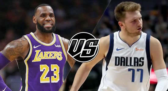 Live Streaming List: LA Lakers vs Dallas Mavericks 2018-2019 NBA Season