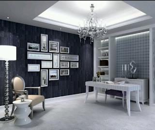 Galeri Rumah Minimalis Yang Tersusun Rapi di Dalam Ruangan
