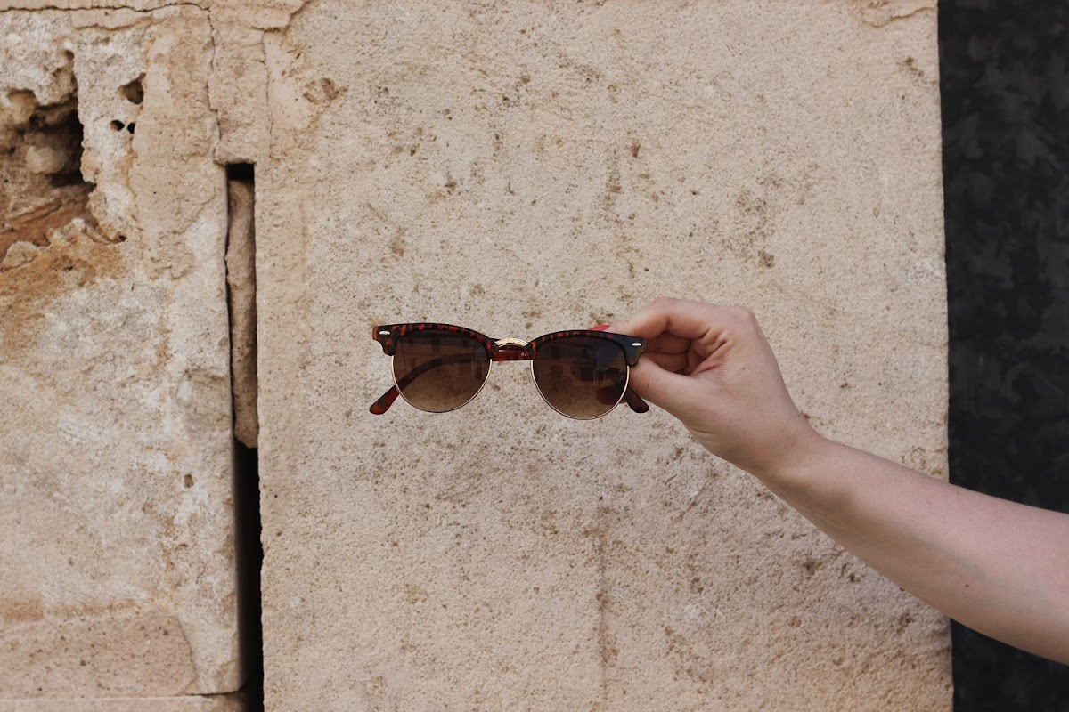 Accessorize tortoiseshell sunglasses | www.itscohen.co.uk