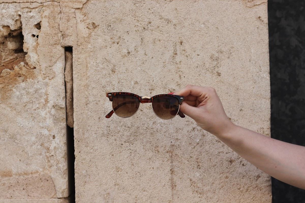 Accessorize tortoiseshell sunglasses | www.itscohen.co.uk