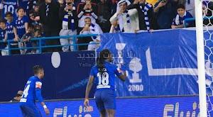 الهلال يحقق قفوز كاسح على نادي العدالة بسباعية في الجولة العاشرة من الدوري السعودي
