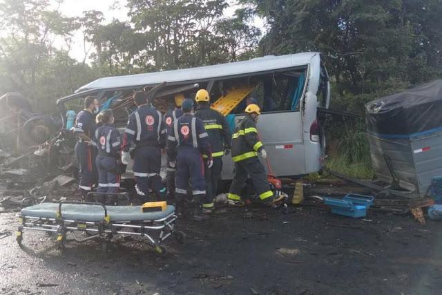 Vítimas paraibanas de acidente em Minas Gerais sobe para sete