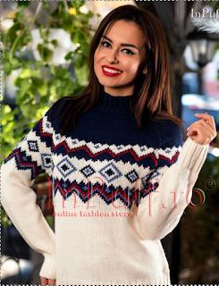 Vrei un astfel de pulover? Click aici pentru comanda