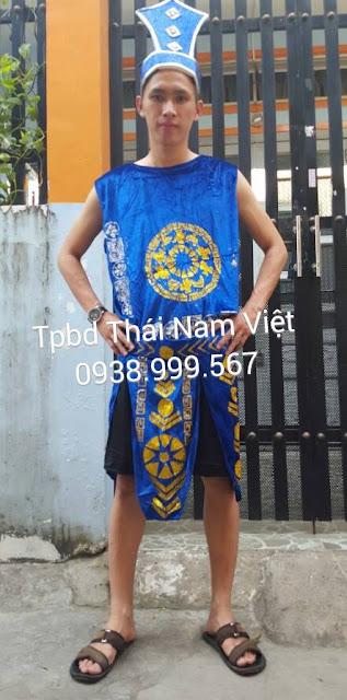 May bán trang phục Âu Lạc, Vua Hùng, mẹ Âu Cơ
