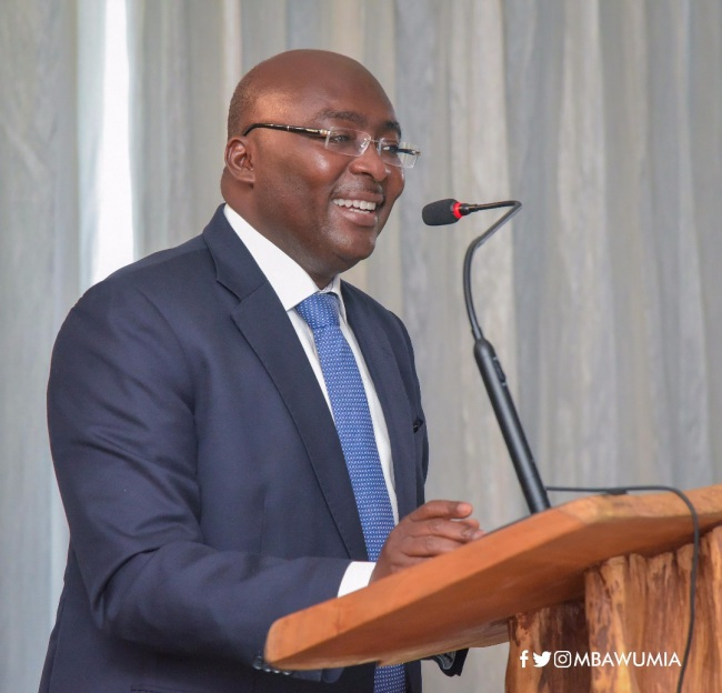 Keep Projecting Ghana's Positive Transformation – VP Bawumia to Diplomats