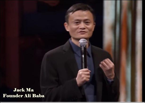 Jack Ma Orang Terkaya di China