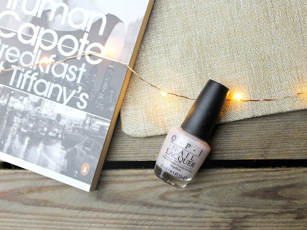 OPI Breakfast At Tiffany's Nagellak