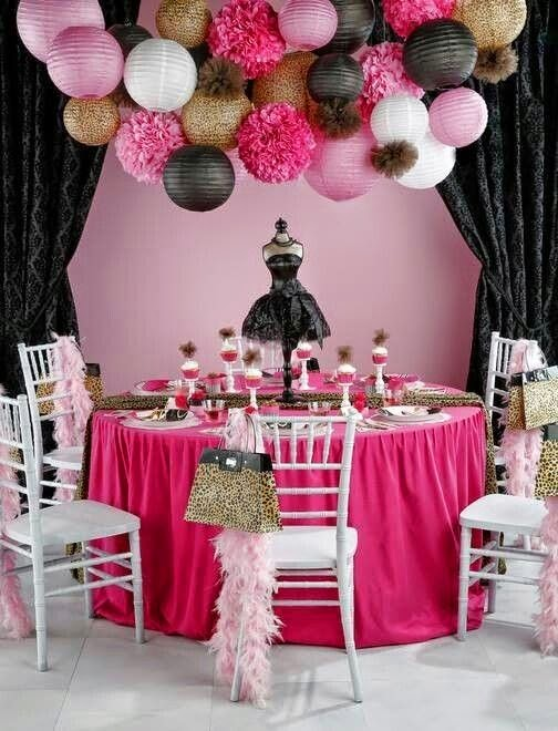 Wedding Shower Decoration