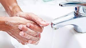 Lavarse las manos, salud