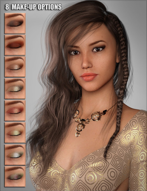 HPVYK Ashton for Genesis 3 Female