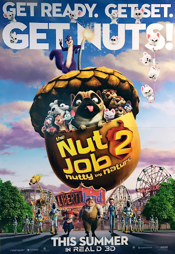 The Nut Job 2 Nutty by Nature (BRRip 720p Ingles Subtitulada)