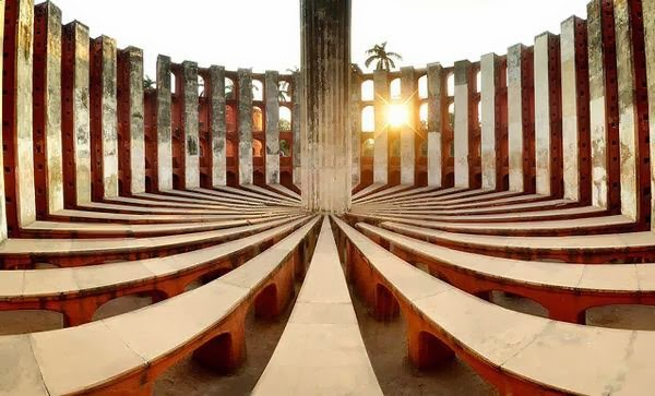 in view of jantar mantar new delhi