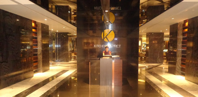 Kitchen District @Hyatt Regency Gurgaon