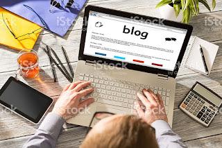 practice blogging