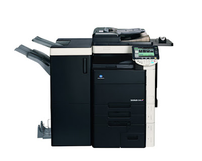 to grade everyone quicker access to the digital printer Konica Minolta Bizhub C550 Driver Printer Downloads
