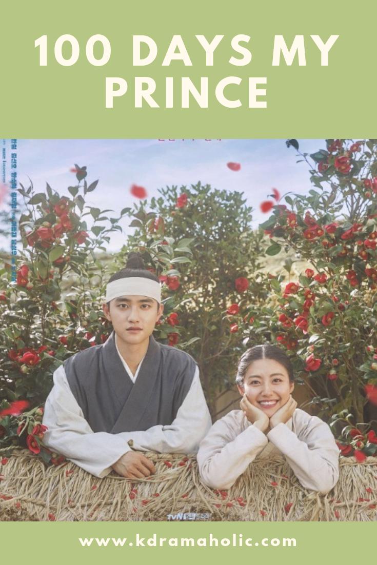 kdrama 100 days my prince