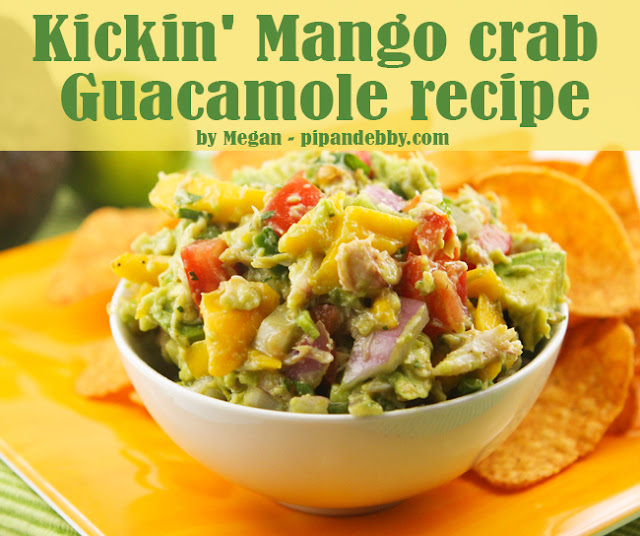 Best Mango Guacamole recipe