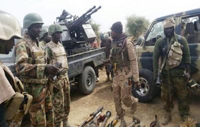Boko Haram Kills 10 Out of 23 Soldiers Ambushed