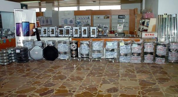 تخفيض وتقسيط  السورية للتجارة بالسويداء تفتتح معرض الشتاء في مجمع المزرعة.