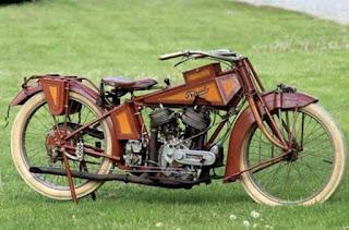 Sepeda motor 1311cc kecepatan maksimal hanya 136 kpj