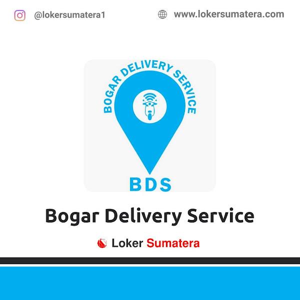 Lowongan Kerja Pekanbaru: Bogar Delivery Service (BSD) Juli 2020