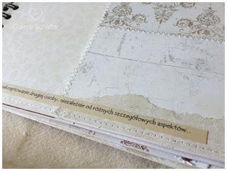 maszynowe szycie papieru w albumie, Janome sewing kit maszyna do szycia