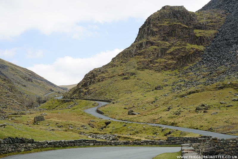 Honister Pass - Lake District