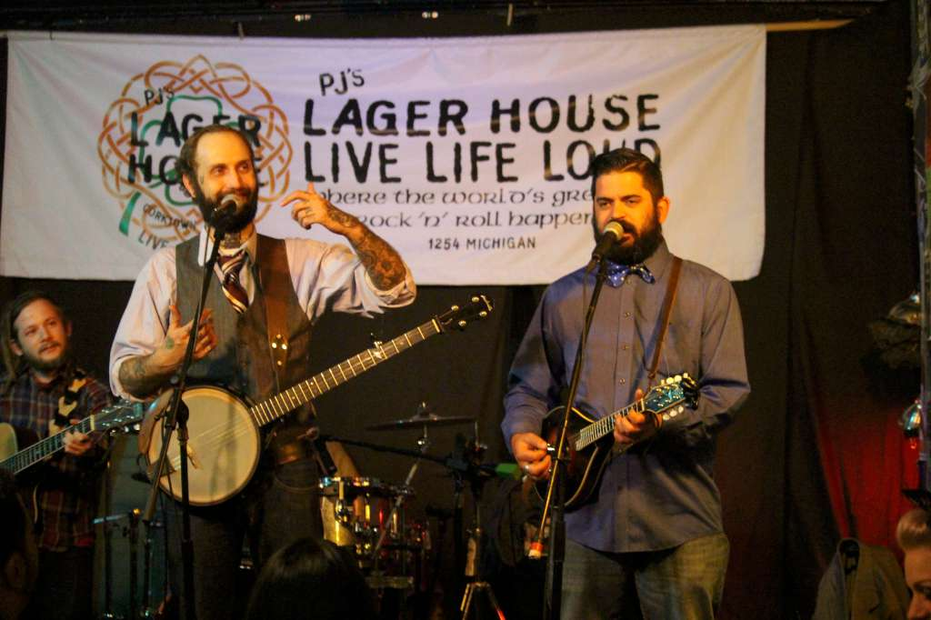 Semi bluegrass local music is alive and well in southeast for Local house music