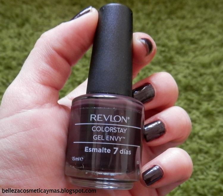 070 Sophisticate Revlon Colorstay Gel Envy