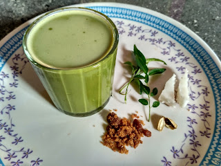 Curry leaves Kheer