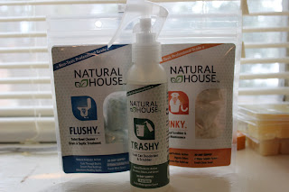 Natural House Cleaning Product...