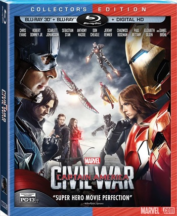 Captain America Civil War 2016 English Bluray Download