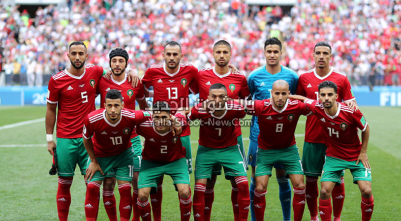 منتخب ليبيا يفرض التعادل الاجابي على منتخب المغرب في المباراة الودية بهدف لمثله
