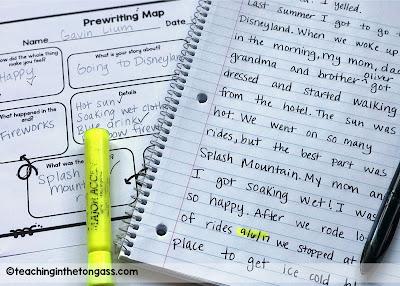 Prewriting and Drafting