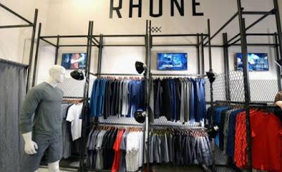 Ropa deportiva Rhone